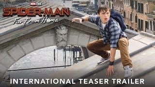 SPIDER-MAN: FAR FROM HOME – International Teaser Trailer - előzetes eredeti nyelven