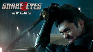 Snake Eyes NEW Trailer - előzetes eredeti nyelven