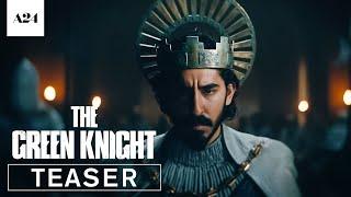The Green Knight | Official Teaser Trailer HD | A24 - előzetes eredeti nyelven