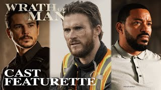 WRATH OF MAN   Cast Featurette   MGM Studios - előzetes eredeti nyelven