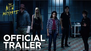 The New Mutants | Official Trailer | 20th Century FOX - előzetes eredeti nyelven