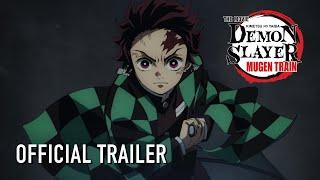 Demon Slayer -Kimetsu no Yaiba- The Movie: Mugen Train In Theaters April 23 + On Digital June 22 - előzetes eredeti nyelven