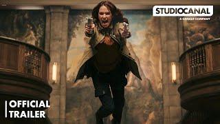 GUNPOWDER MILKSHAKE - Official Trailer - előzetes eredeti nyelven