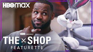 LeBron James & Bugs Bunny Talk Space Jam: A New Legacy | The Shop: Uninterrupted | HBO Max - előzetes eredeti nyelven