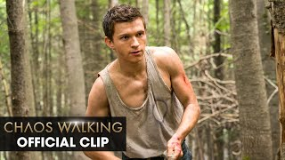 """Chaos Walking (2021) Official Clip """"Do You Know Where You're Going"""" – Tom Holland, Daisy Ridley - előzetes eredeti nyelven"""