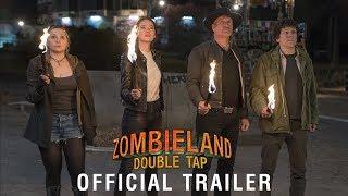 ZOMBIELAND: DOUBLE TAP - Official Trailer (HD) - előzetes eredeti nyelven