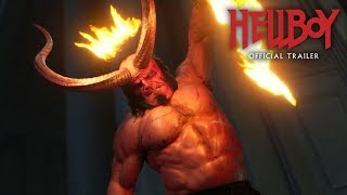 "Hellboy (2019 Movie) New Trailer ""Red Band"" – David Harbour, Milla Jovovich, Ian McShane - előzetes eredeti nyelven"