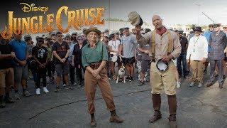 Disney's Jungle Cruise - Wrap Video - előzetes eredeti nyelven