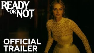 READY OR NOT | Red Band Trailer [HD] | FOX Searchlight - előzetes eredeti nyelven