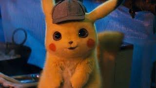 Pokémon - Pikachu, a detektív - magyar szinkronos előzetes #1 / Animációs fantasy kép
