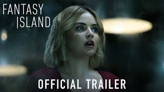 FANTASY ISLAND - Official Trailer (HD) - előzetes eredeti nyelven