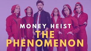 A nagy pénzrablás - A sorozat népszerűségének titka előzetes kép