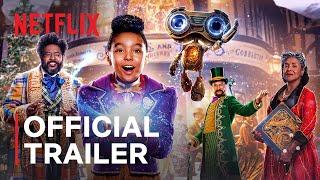 Jingle Jangle: A Christmas Journey | Everything is Possible | Official Trailer | Netflix - előzetes eredeti nyelven