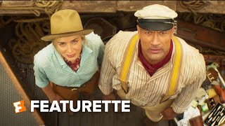 Jungle Cruise Featurette - Big Adventure (2021) | Movieclips Trailers - előzetes eredeti nyelven
