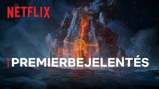 Trollvadászok: A titánok felemelkedése   Guillermo del Toro   Premierbejelentés   Netflix kép