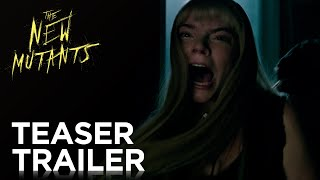 The New Mutants | Official Trailer [HD] | 20th Century FOX - előzetes eredeti nyelven