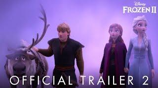 Frozen 2 | Official Trailer 2 - előzetes eredeti nyelven