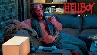 "Hellboy (2019 Movie) Official Clip ""Osiris Club"" – David Harbour, Ian McShane - előzetes eredeti nyelven"