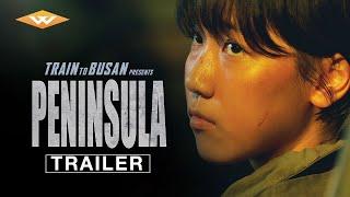 TRAIN TO BUSAN PRESENTS: PENINSULA (2020) Official Trailer   Zombie Action Movie - előzetes eredeti nyelven