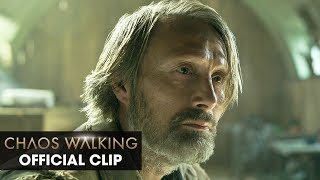 """Chaos Walking (2021 Movie) Official Clip """"We Call It The Noise"""" – Daisy Ridley, Mads Mikkelsen - előzetes eredeti nyelven"""