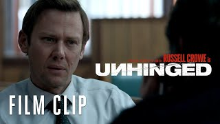 UNHINGED - MOVIE CLIP - You're Breaking Up