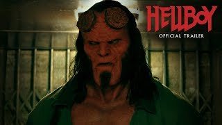"Hellboy (2019 Movie) Official Trailer ""Smash Things"" – David Harbour, Milla Jovovich, Ian McShane - előzetes eredeti nyelven"