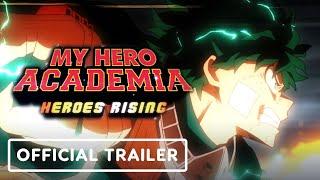 My Hero Academia: Heroes Rising - Official Movie Trailer (English Dub) - előzetes eredeti nyelven