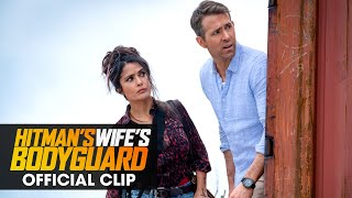 "The Hitman's Wife's Bodyguard (2021 Movie) Official Clip ""Boring Is Always Best"" - Ryan Reynolds - előzetes eredeti nyelven"