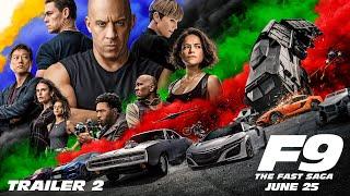 F9 - Official Trailer 2 - előzetes eredeti nyelven