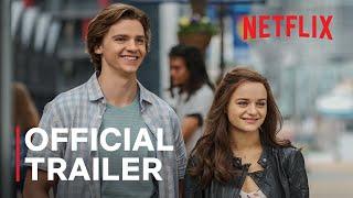 The Kissing Booth 2 | Official Trailer | Netflix - előzetes eredeti nyelven