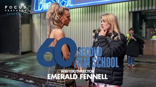 60 Second Film School | Promising Young Woman's Emerald Fennell | Ep 9 - előzetes eredeti nyelven