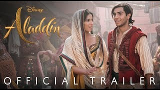 Disney's Aladdin Official Trailer - In Theaters May 24! - előzetes eredeti nyelven