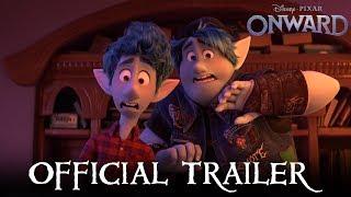 Onward | Official Trailer - előzetes eredeti nyelven