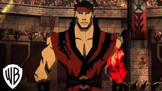 Mortal Kombat Legends: Battle of the Realms előzetes kép