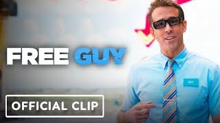 Free Guy - Official Blue Shirt Guy Clip (2021) Ryan Reynolds, Joe Kerry, Utkarsh Ambudkar - előzetes eredeti nyelven
