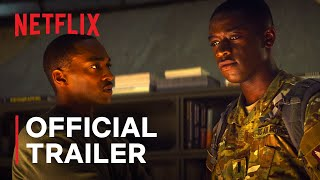 Outside the Wire | Official Trailer | Netflix - előzetes eredeti nyelven