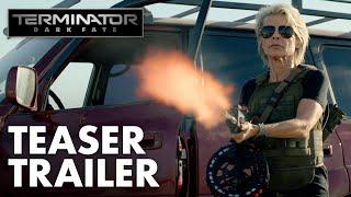 Terminator: Dark Fate - Official Teaser Trailer (2019) - Paramount Pictures - előzetes eredeti nyelven