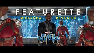 Wakanda Revealed - előzetes eredeti nyelven