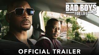 BAD BOYS FOR LIFE - Official Trailer - előzetes eredeti nyelven