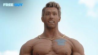 Free Guy | Enter Dude | Trailer - előzetes eredeti nyelven