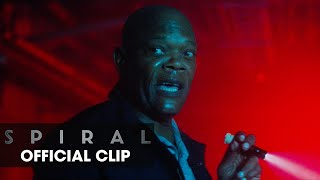 """Spiral: Saw (2021 Movie) Official Clip """"You Want to Play Games"""" – Samuel L. Jackson - előzetes eredeti nyelven"""