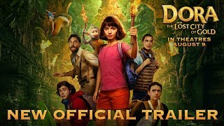 Dora and the Lost City of Gold (2019) - New Official Trailer - Paramount Pictures - előzetes eredeti nyelven