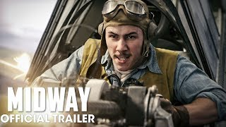 Midway (2019 Movie) New Trailer – Ed Skrein, Mandy Moore, Nick Jonas, Woody Harrelson - előzetes eredeti nyelven