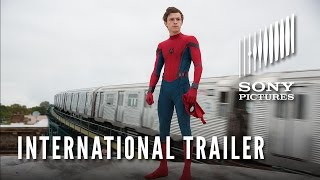 SPIDER-MAN: HOMECOMING - Official International Trailer (HD) - előzetes eredeti nyelven