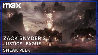 Zack Snyder's Justice League   Sneak Peek   HBO Max - előzetes eredeti nyelven