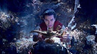 Aladdin - magyar szinkronos előzetes #1 / Családi kaland-fantasy kép