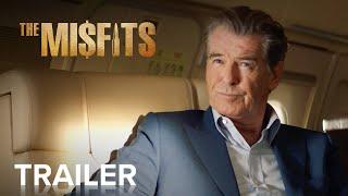 THE MISFITS   Official Trailer   Paramount Movies - előzetes eredeti nyelven
