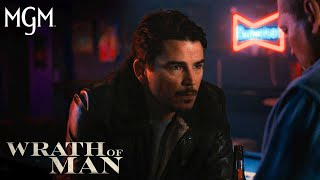 WRATH OF MAN   'Something About H Isn't Right' Official Clip   MGM Studios - előzetes eredeti nyelven