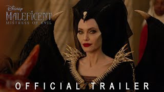 Official Trailer: Disney's Maleficent: Mistress of Evil - In Theaters October 18! - előzetes eredeti nyelven
