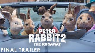PETER RABBIT 2: THE RUNAWAY - Final Trailer (HD) - előzetes eredeti nyelven
